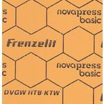 Těsnění ploché 500x500x2 mm Novapress Basic