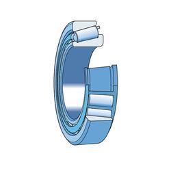 Ložisko LM 503349/310/QCL7C SKF