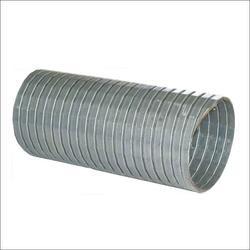 METAFLEX POZINK 153,5/157,5 - hadice pro odsávání a dopravu vzduchu při vysokých teplotách