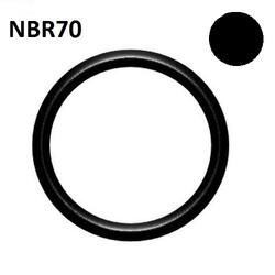 O-kroužek 23x7 NBR70 DIN3771