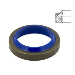 Stírací kroužek AM44 60x70x5/8 AU95/KOV DIN