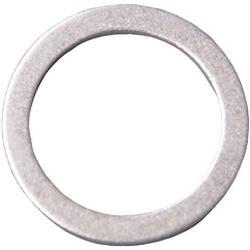 Kroužek těsnící Al 6x12x1,5 mm