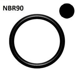 O-kroužek 151,77x5,33 NBR90 DIN3771