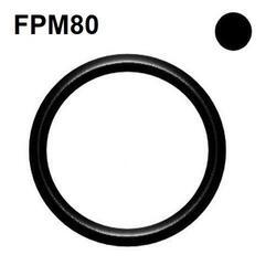 O-kroužek 2x2 FPM80 DIN3771