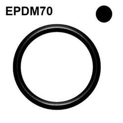 O-kroužek 6,5x1,5 EPDM70 DIN3771