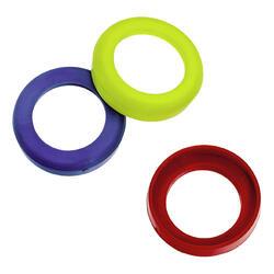 Kroužek 10mm žlutý
