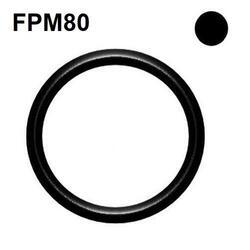O-kroužek 6x2,5 FPM80 DIN3771