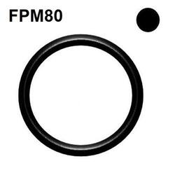 O-kroužek 49x2 FPM80 DIN3771