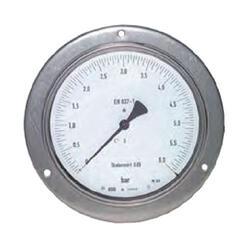 """Manometr přesný MWF 160mm 1/2"""" zadní 0-400bar"""