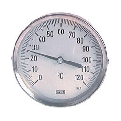 Teploměr TWSS 100mm 0 až +120°C stonek 63mm