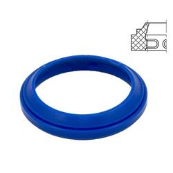 Stírací kroužek AE47 40x48x4/7 AU90 DIN