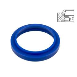 Stírací kroužek AE42 200x220x10,2/18 AU90 DIN