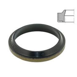Stírací kroužek AM43 32x40x4/7 NBR90/KOV DIN
