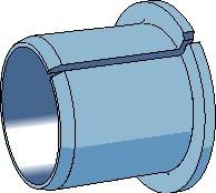 Pouzdro kluzné PCMF 121409 E SKF - 1
