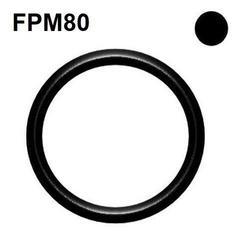 O-kroužek 76x4 FPM80 DIN3771