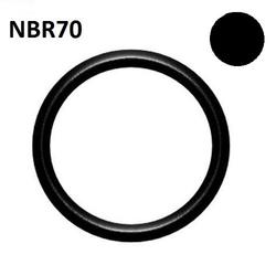 O-kroužek 7,3x2,4 NBR70 DIN3771