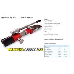 Hydraulický klín HK90 1203B - 3