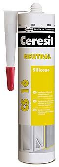 Silikon Neutral transparentní Ceresit CS16 310 ml