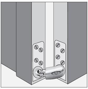 Zavírač dveřní trubkový RTS-u