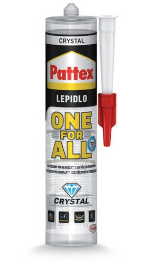 Pattex ONE FOR ALL 290g Crystal