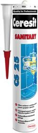 Silikon Sanitary hnědý CERESIT CS25 280ml, bahama
