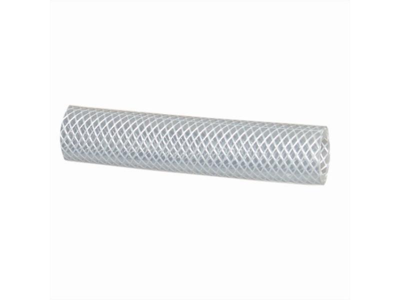 AQUATEC PVC CRISTAL (bílá) 16/22 - zahradní hadice pro vodu, kapaliny a vzduch