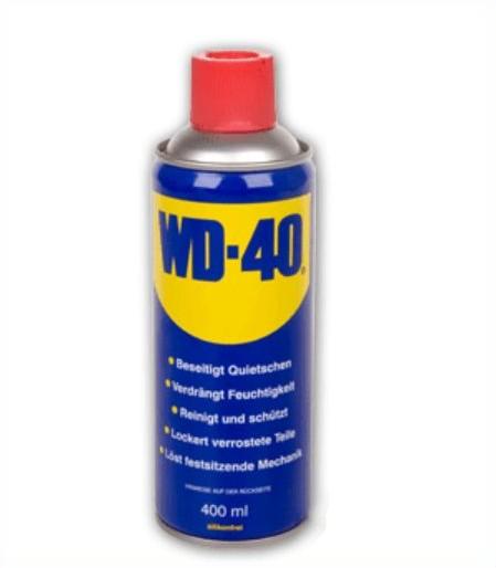 Mazivo univerzální WD-40 400 ml