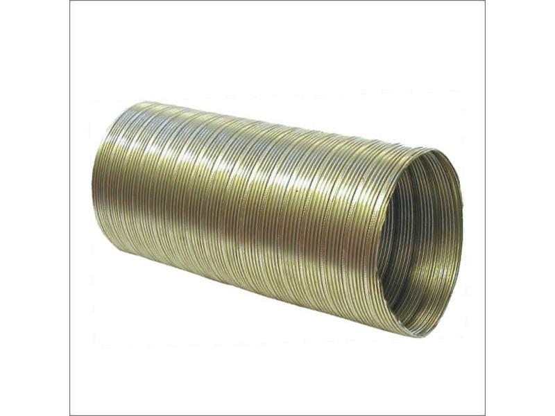 SEMIFLEX NEREZ 1SVN 100/3 m - nerezové potrubí z pásku 0,1 mm