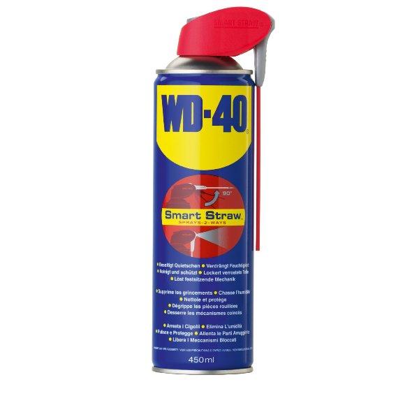 Mazivo univerzální WD-40 450 ml Smart Straw