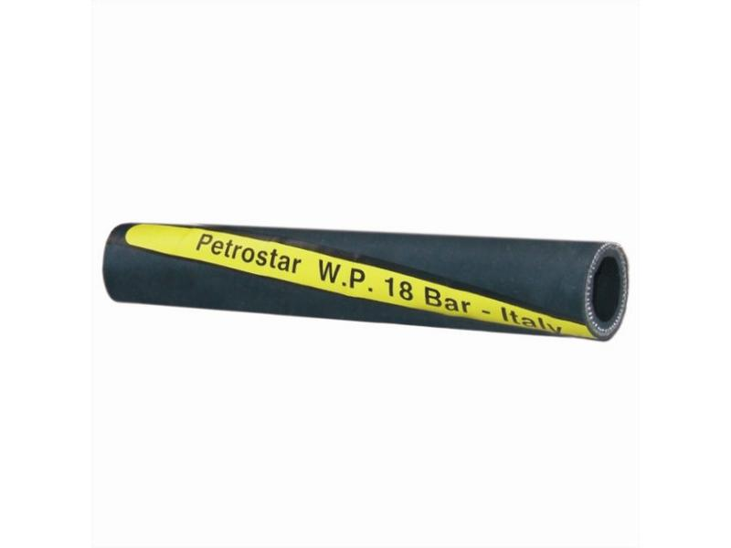 PETROTEC 18 38/52 - antistatická tlaková hadice pro výdejní navijáky, 18 bar