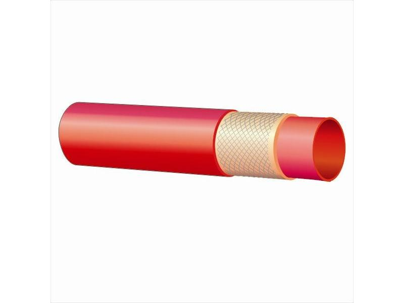 AEROTEC RED PU ROBOT 12,7/19 - speciální hadice pro lakovny a roboty