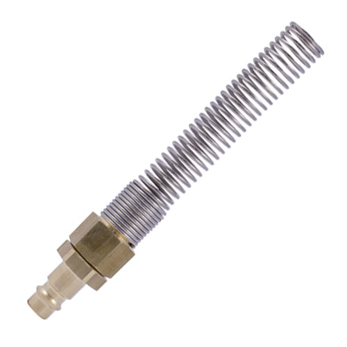 Vsuvka ESX 8/5mm pružina DN7,2