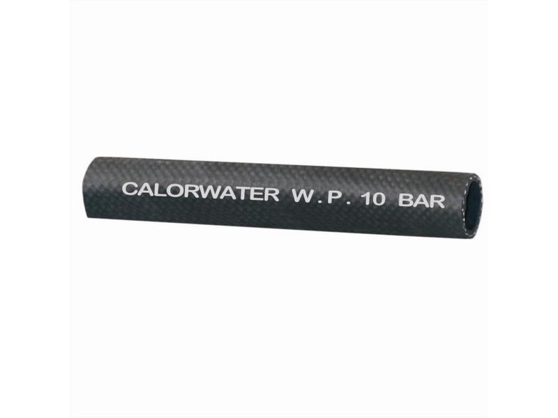 CALORTEC 100 V 25/34 - Tlaková hadice pro horkou vodu a nemrznoucí směsi, +120°C, 10 bar